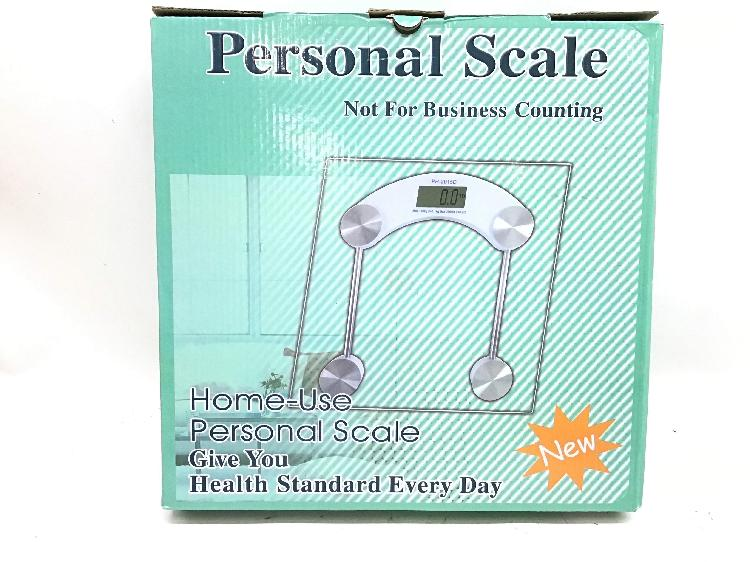 Bascula baño sin marca personal scale