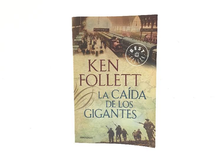 Otras colecciones ken follett la caida de los gigantes ken