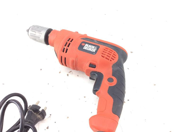Taladro electrico black and decker cd714cres