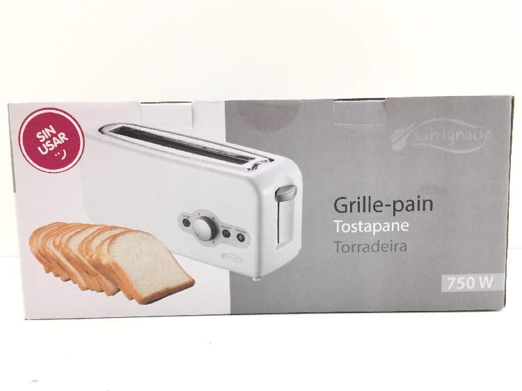 Tostadora san ignacio tostador 1 ranura con regulador 750w