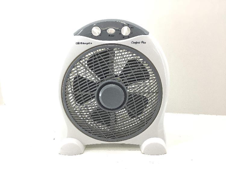 Ventilador orbegozo bf0137