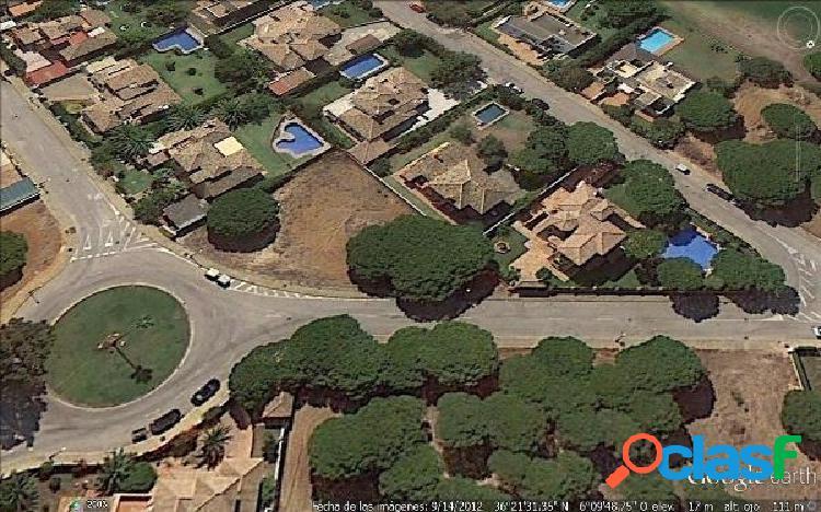 En venta parcela urbana directa en la zona residencial grazalema y las parcela del novo sancti petri