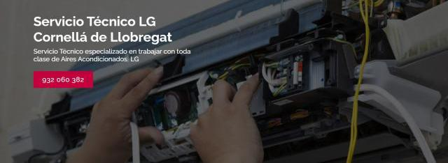 Servicio técnico lg cornellá de llobregat 934242687