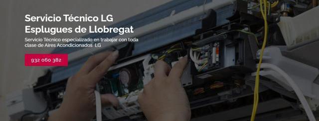Servicio técnico lg esplugues de llobregat 934242687