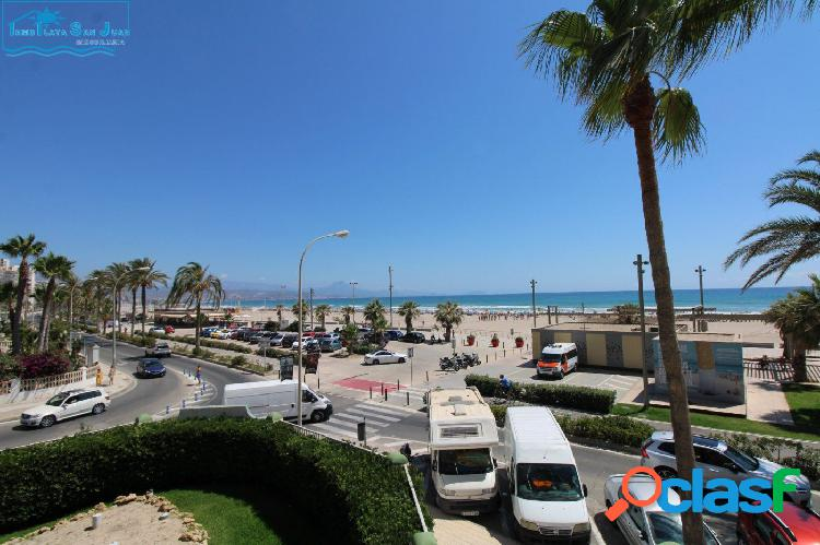 Piso en Primera Línea de Playa con espectacular terraza 2
