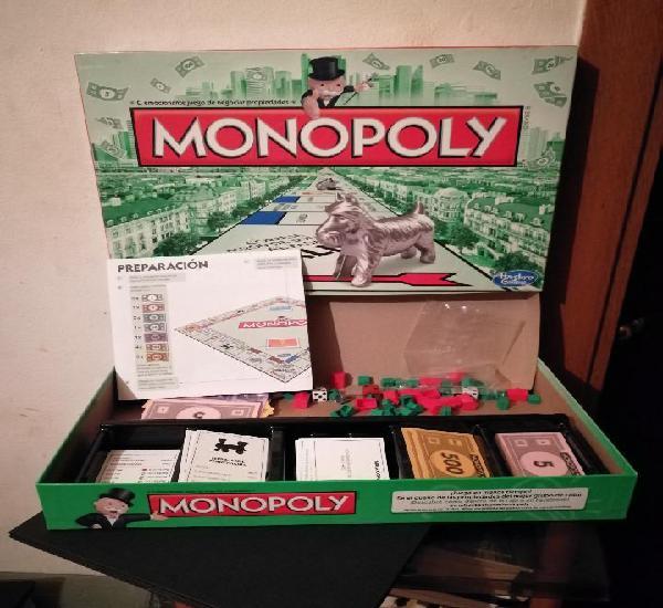Juego monopoly completo - hasbro gaming