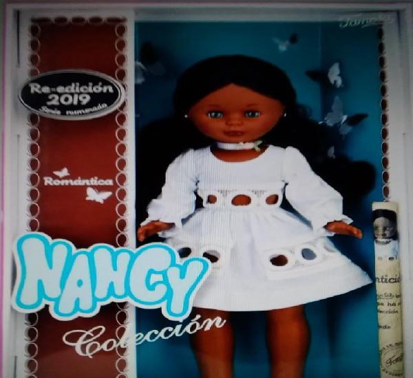 Nancy romántica re edición 2019