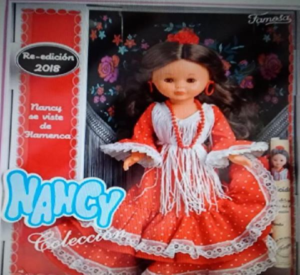 Nancy flamenca re-edicion 2018