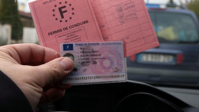 Obtenga sus licencias de conducir