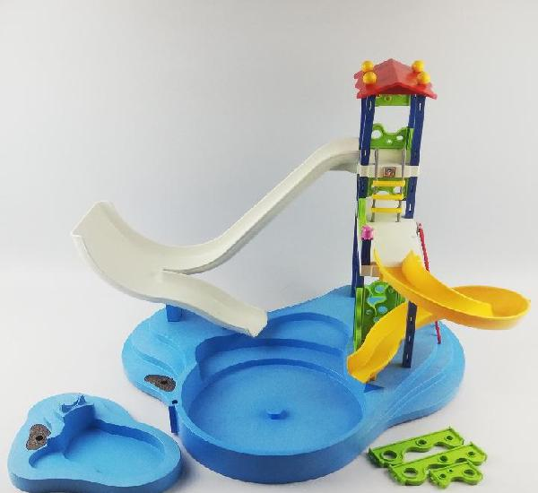 Parque acuatico playmobil 66690