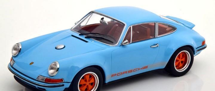 Porsche 911 singer escala 1/18 de kk-scale