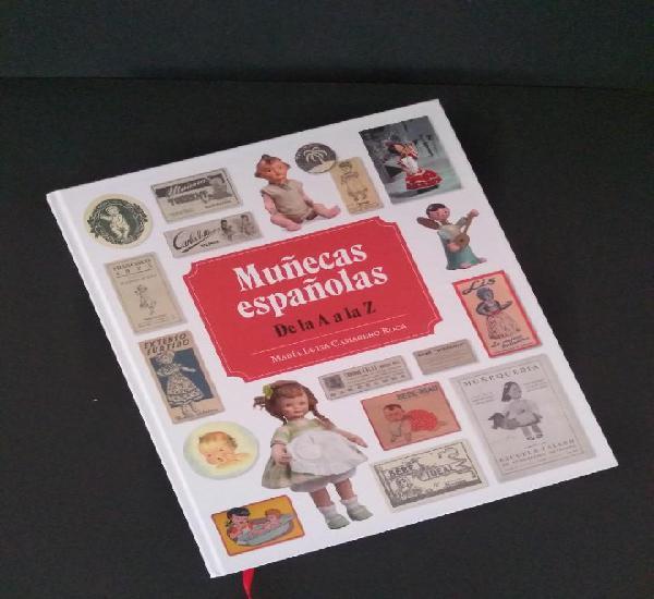 Primera edición, muñecas españolas de la a a la z