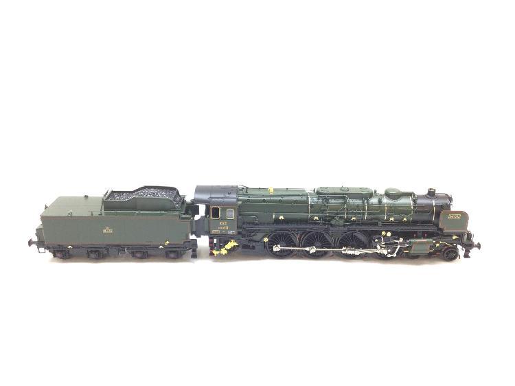 Locomotora escala h0 trix h0 22913 1 class 241 a 002 express