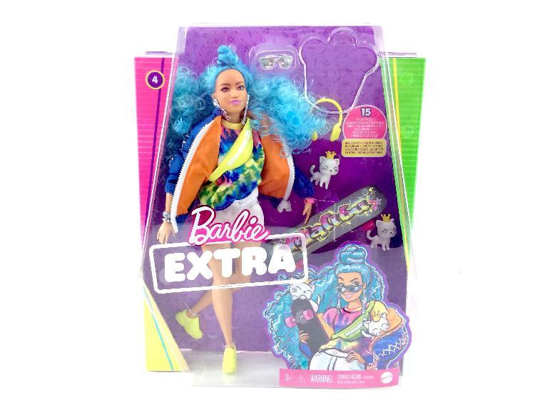 Muñecas mattel barbie extra