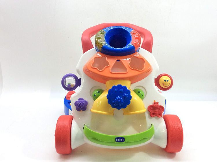 Otros juegos y juguetes chicco baby steps activity walker