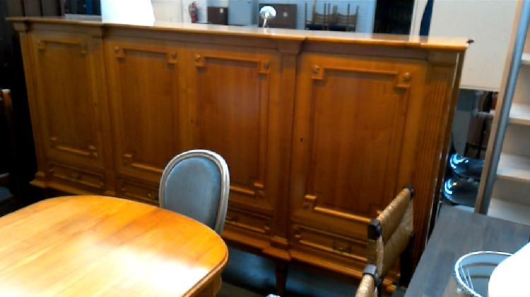 Compre la oportunidad de mueble bajo. 4 puertas / 4 cajones