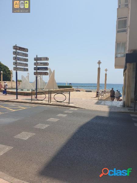 Piso segunda linea de playa