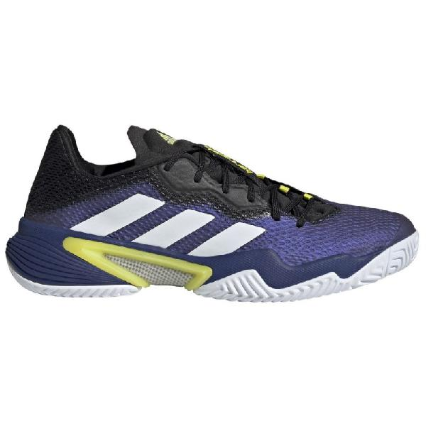Adidas barricade 12 m zapatilla azul