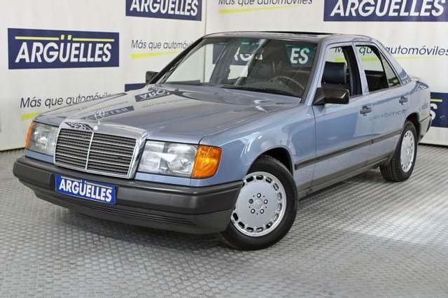 Mercedes E 300 E 300 Nacional '88