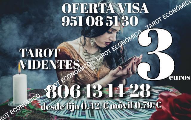 Tarot visa 3 € /tarot barato 806
