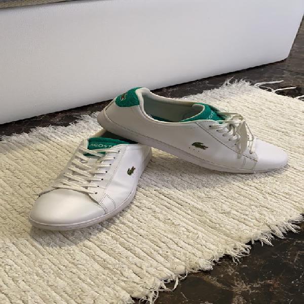 Zapatillas lacoste hombre
