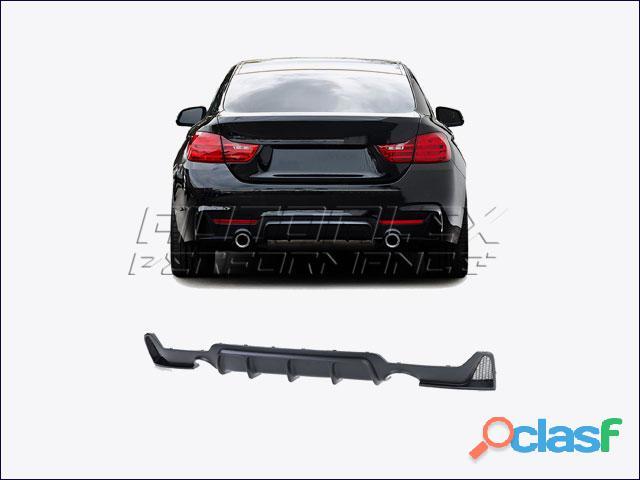 Difusor Performance BMW F32 + F33 + F36