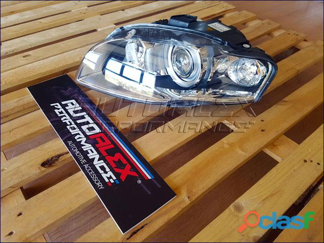 Faro Bi Xenon IZQ Audi A4 B7 2