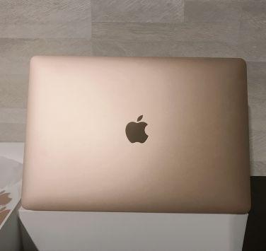 Macbook air m1 8 gb ram 256 gb ssd oro