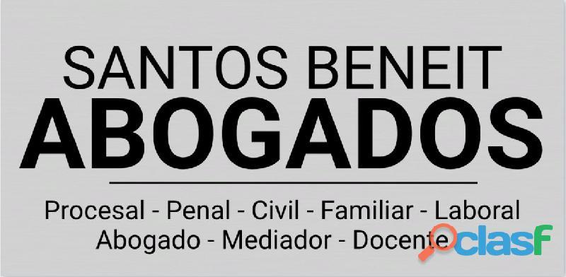 ABOGADO EN PALENCIA   SANTOS BENEIT ABOGADOS Servicio profesional y de calidad