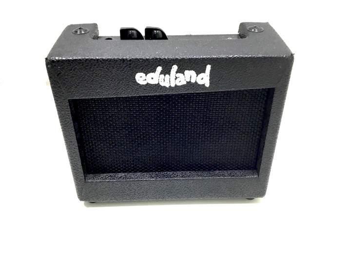 Amplificador guitarra eduland el corte ingles