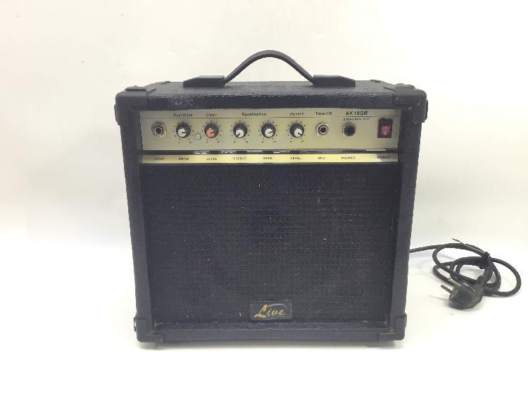 Amplificador guitarra otros ak 10 gr