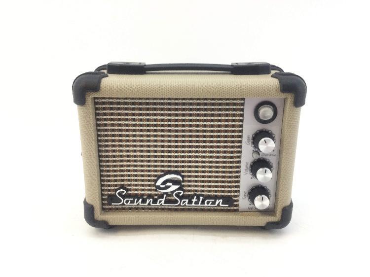 Amplificador guitarra soun station soun station