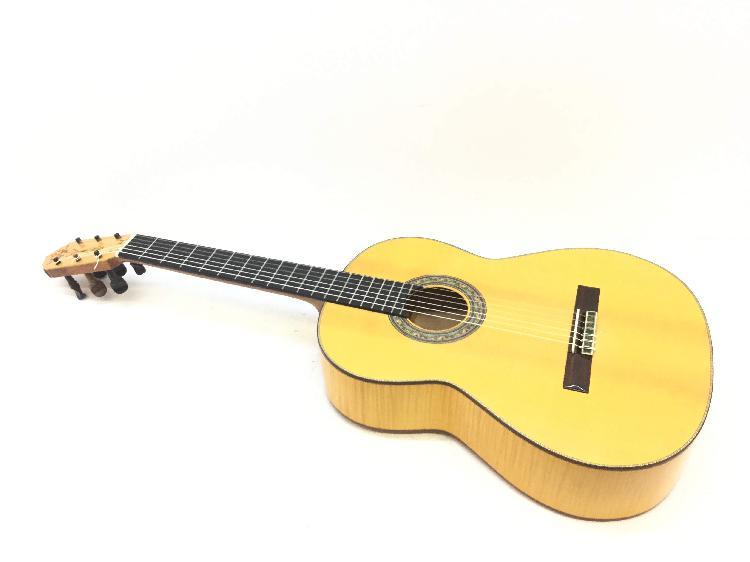 Guitarra clasica juan montes rodriguez flamenco especial