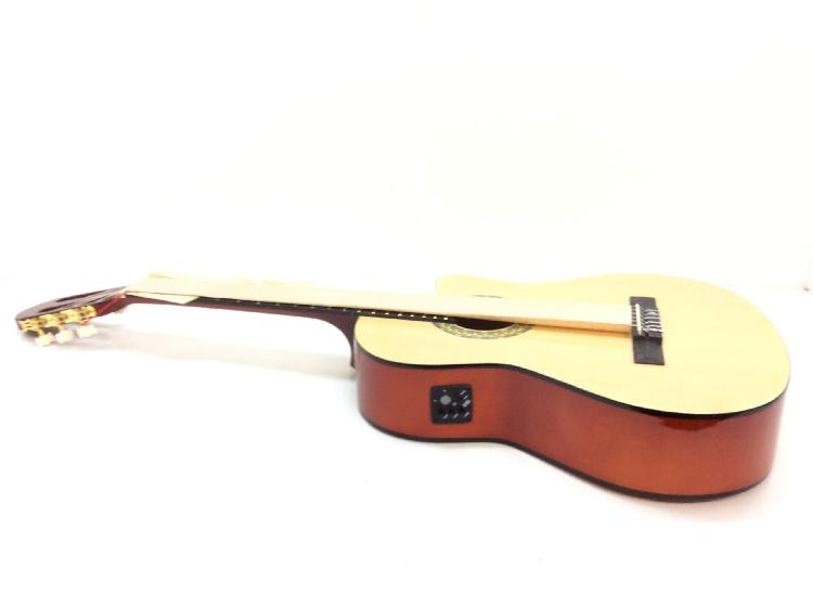 Guitarra clasica toledo spruce ce 44-nt