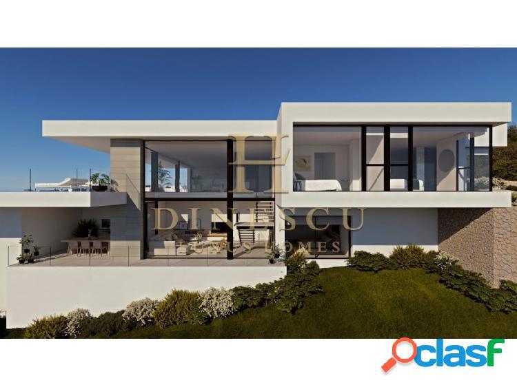 Exclusiva y lujosa villa superior con vistas al mar y gran piscina infinita 2