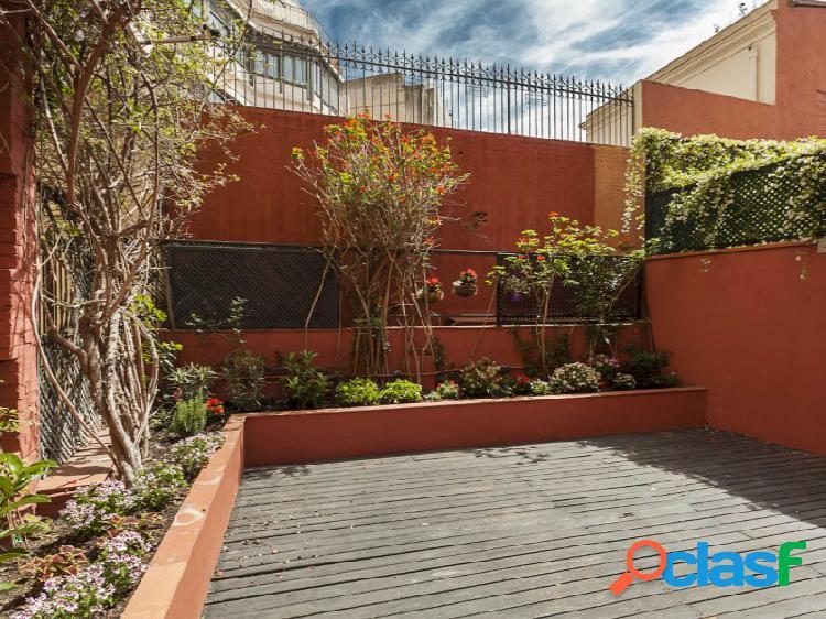 Loft con terraza en venta en el born