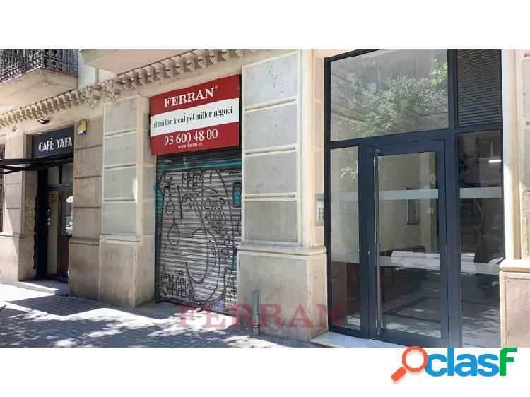 Local comercial en alquiler, girona, barcelona.