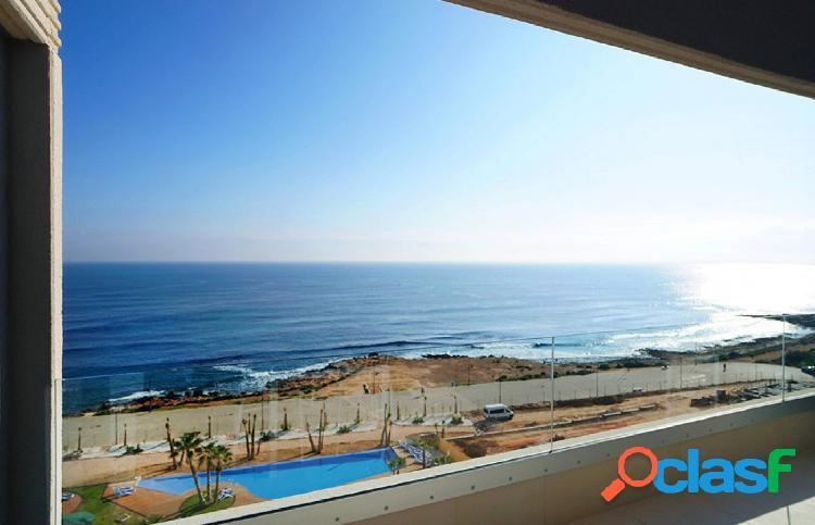 Primera liñea de Playa a Orihuela Costa Alicante. 2
