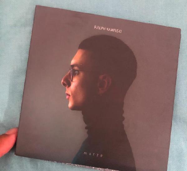 Cd album ralph kaminski morze cantante polaco michal szpak