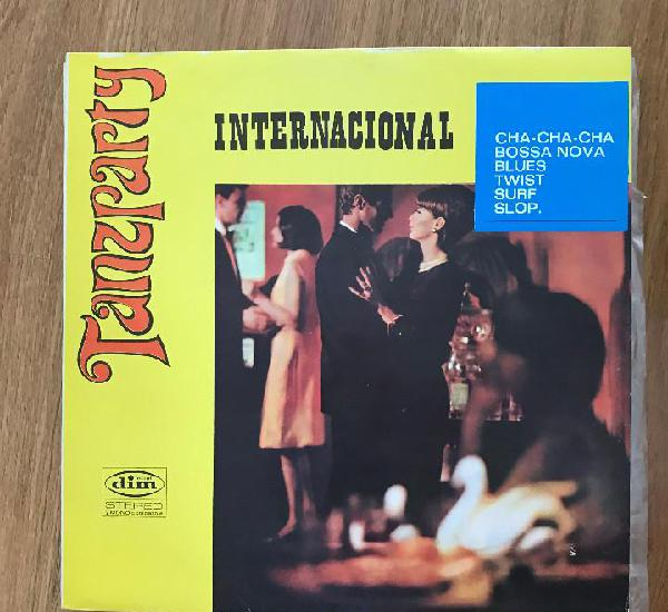 Dance party international - lp dim 1967