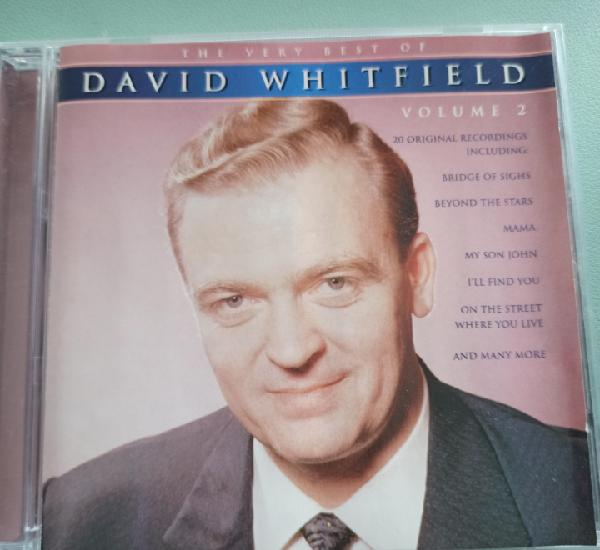 David whitfield - the very best of david whitfield - volume