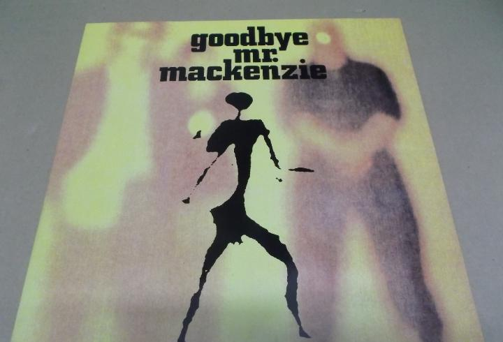 Goodbye mr. mackenzie (lp) idem 1991 año – 1991