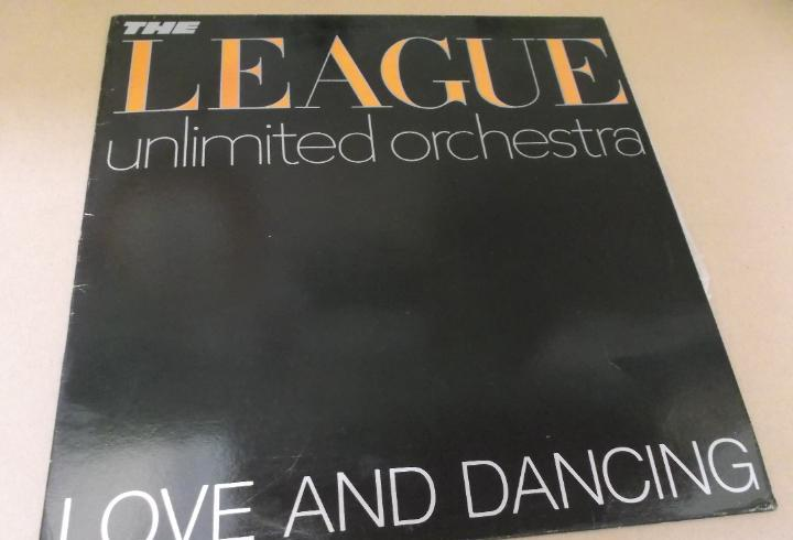 Human league (the league unlimited orchestra) (lp) love and
