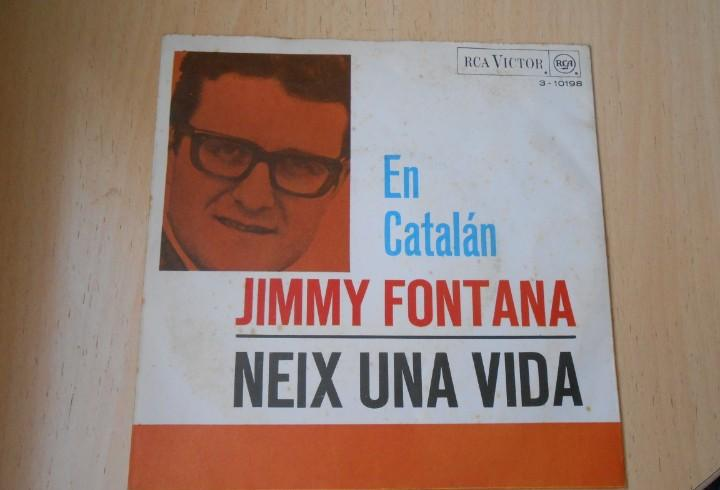Jimmy fontana / luigi tenco - en catalán -, sg, neix una
