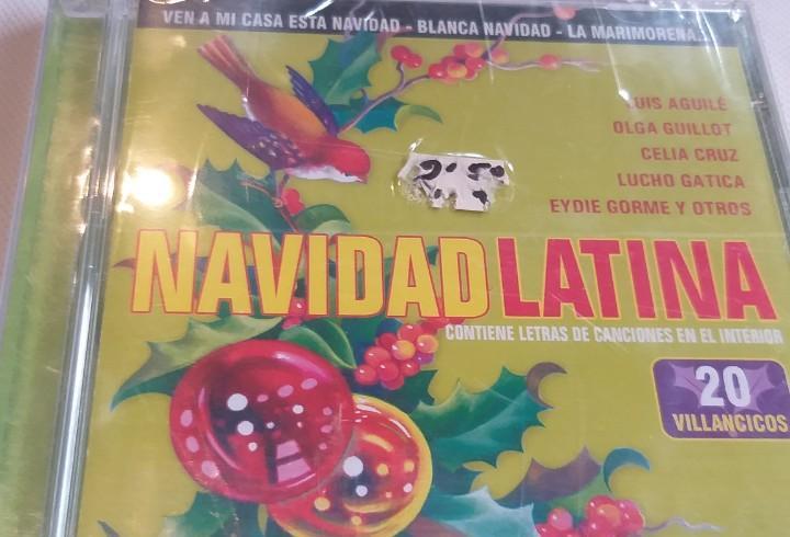 Navidad latina - 20 villancos (precintado)