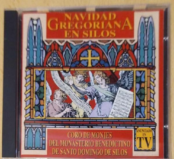 Navidad gregoriana en silos - cd 1994 (coro de monjes