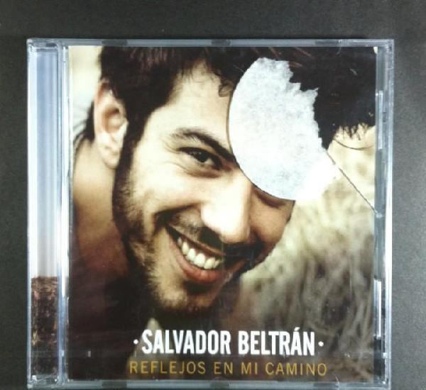 Salvador beltran - reflejos en mi camino - cd 2015 - sony