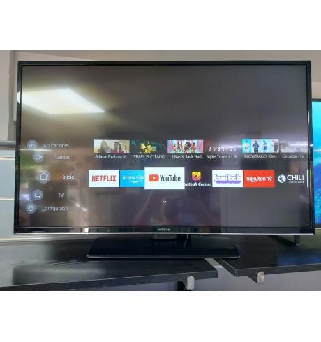 Smart tv hitachi 43´´ garantia