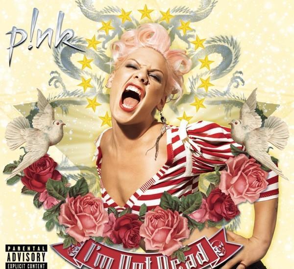 P!nk - i'm not dead (cd, album, special edition)