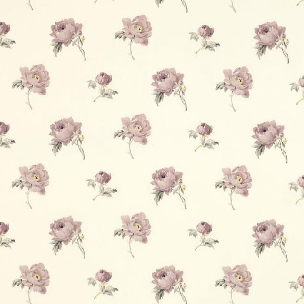Tejido peony blossom amatista